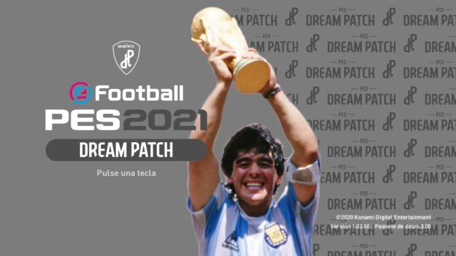PES Dream Patch