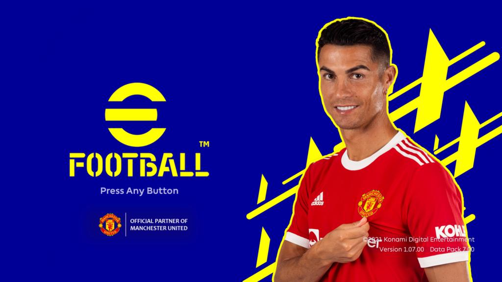 eFootball2022 for PES2021 Menu1