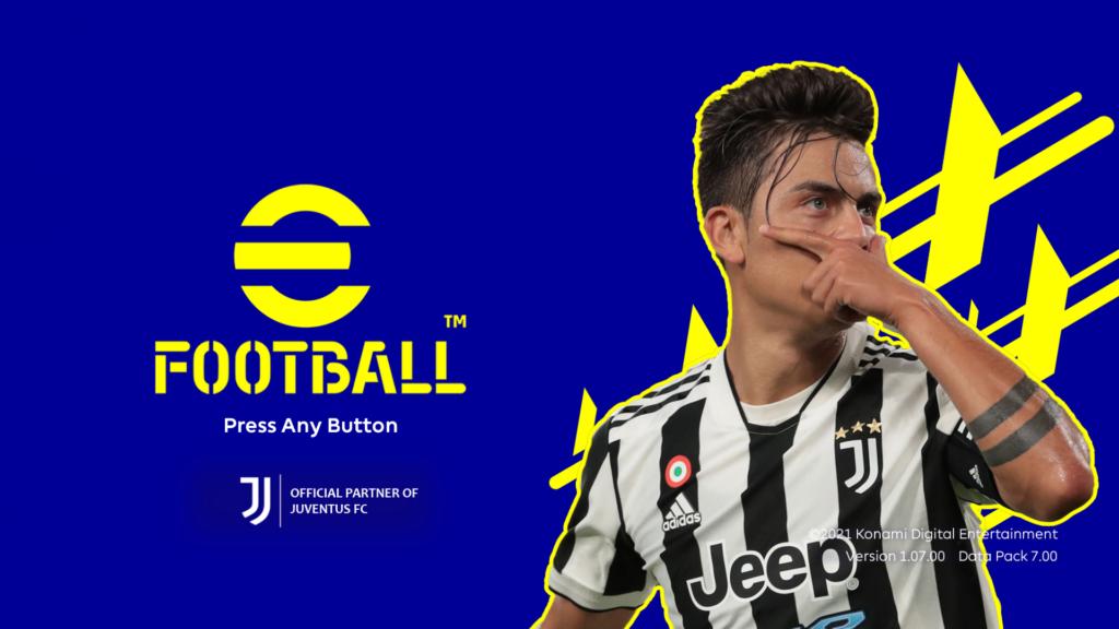 eFootball2022 for PES2021 Menu4